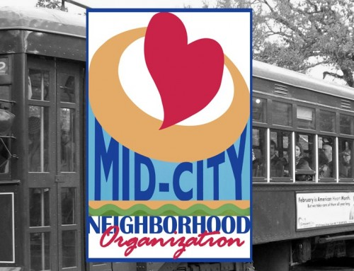 Culturecast Joins Mid-City Neighborhood Organization