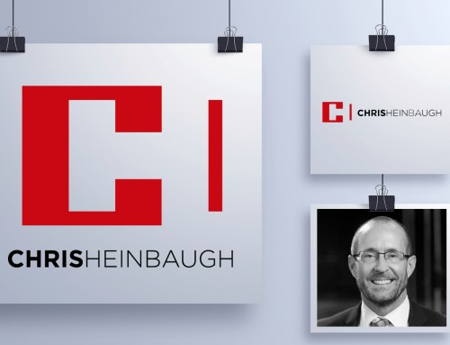 Logo Unveiled for Award-Winning Journalist Chris Heinbaugh