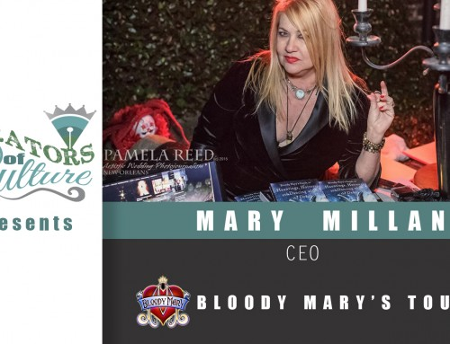 Curators of a Culture: Meet the Authors of Culturecast   Bloody Mary