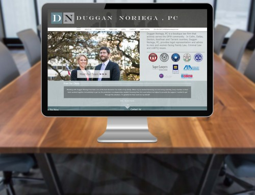 Duggan Noriega, PC Launches New Web Site with Culturecast Agency